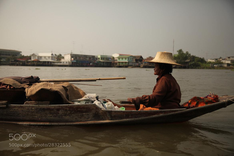 Photograph Maek Long River by Rio Akasaka on 500px