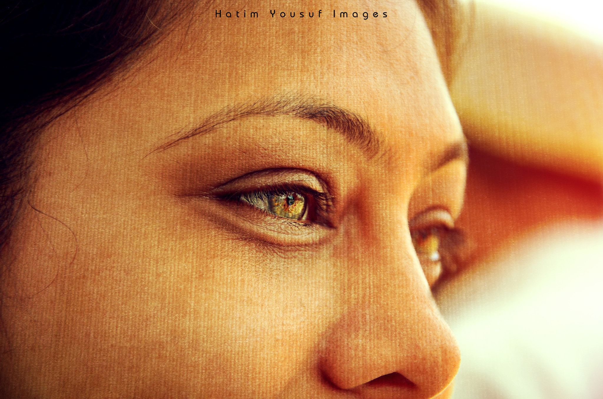 Photograph The Green Eyed Lady. by Hatim  Yousuf on 500px