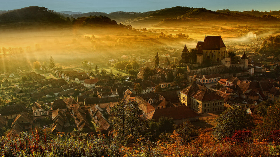 Photograph story of Biertan... by nicu hoandra on 500px