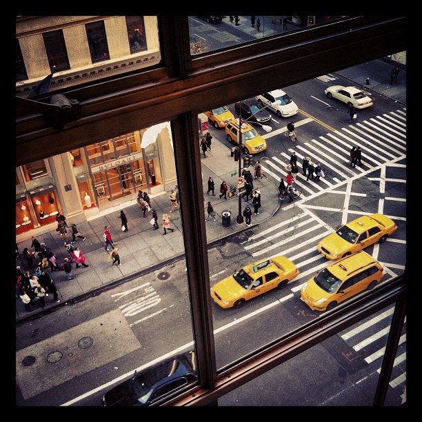 Photograph View From Tiffany's by Alessandra Nicole on 500px