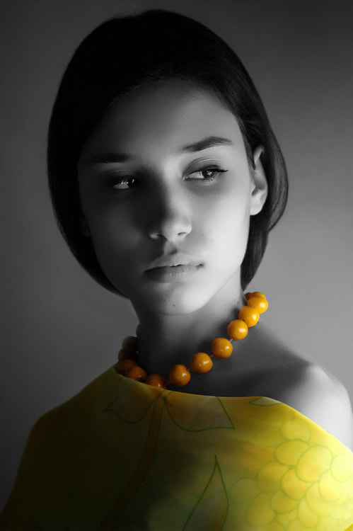 Photograph Girls In The Yellow by Aleksandar Vasic on 500px