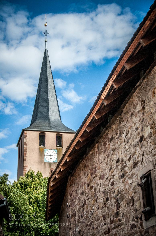 Photograph Dorlisheim by Christian  MICHEL on 500px