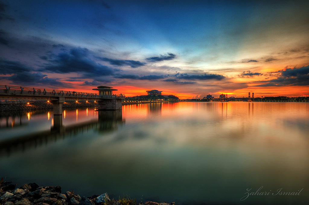 Photograph Sunset Putrajaya by Zahari Ismail on 500px