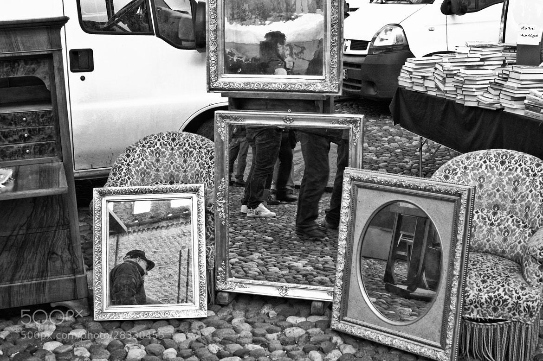 Photograph Gioco di specchi by Cristian Nizzetto on 500px