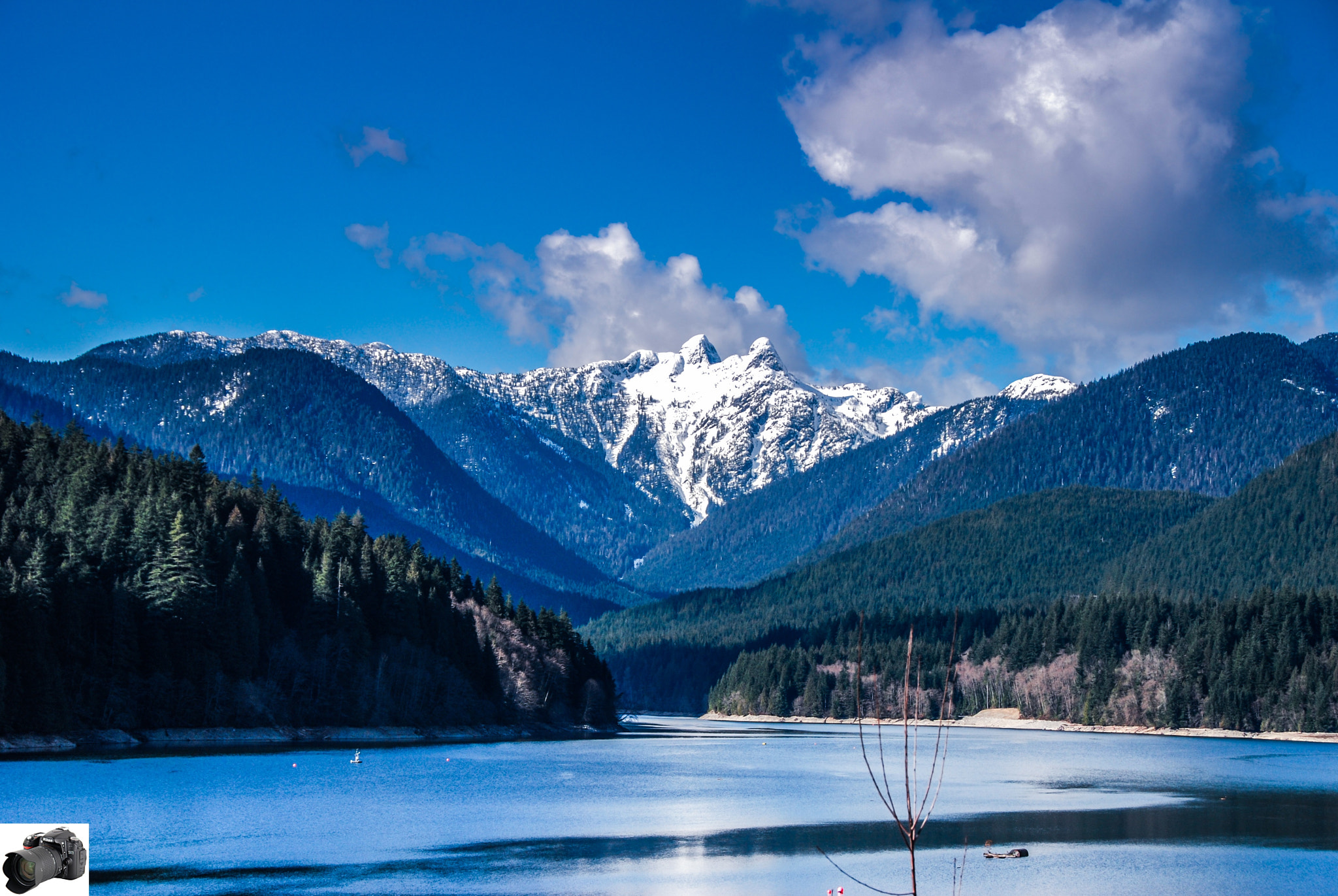 Photograph Cleveland Resorvoir BC. by Nilesh Patel on 500px