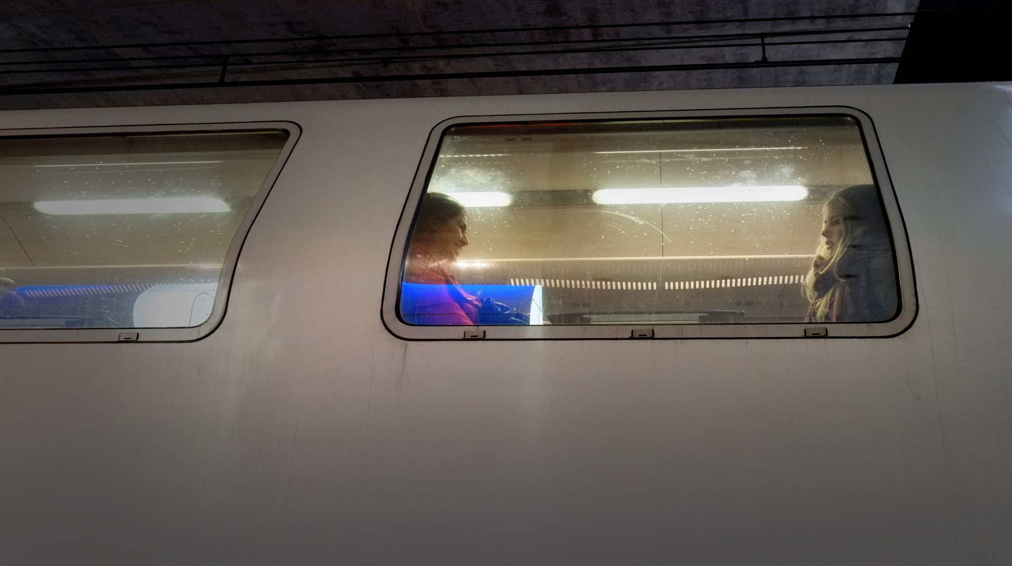 Photograph 2nd floor train by Guy Quintelier on 500px