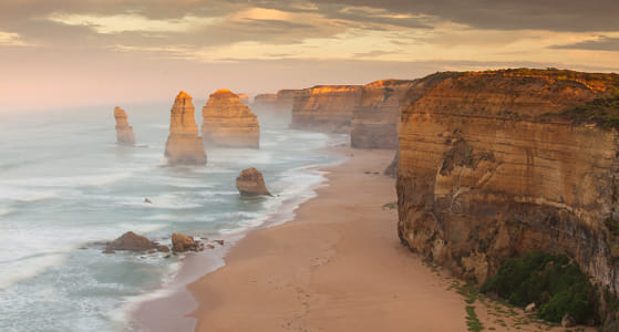 'Sunrise at the Apostles' by Heather Balmain on 500px