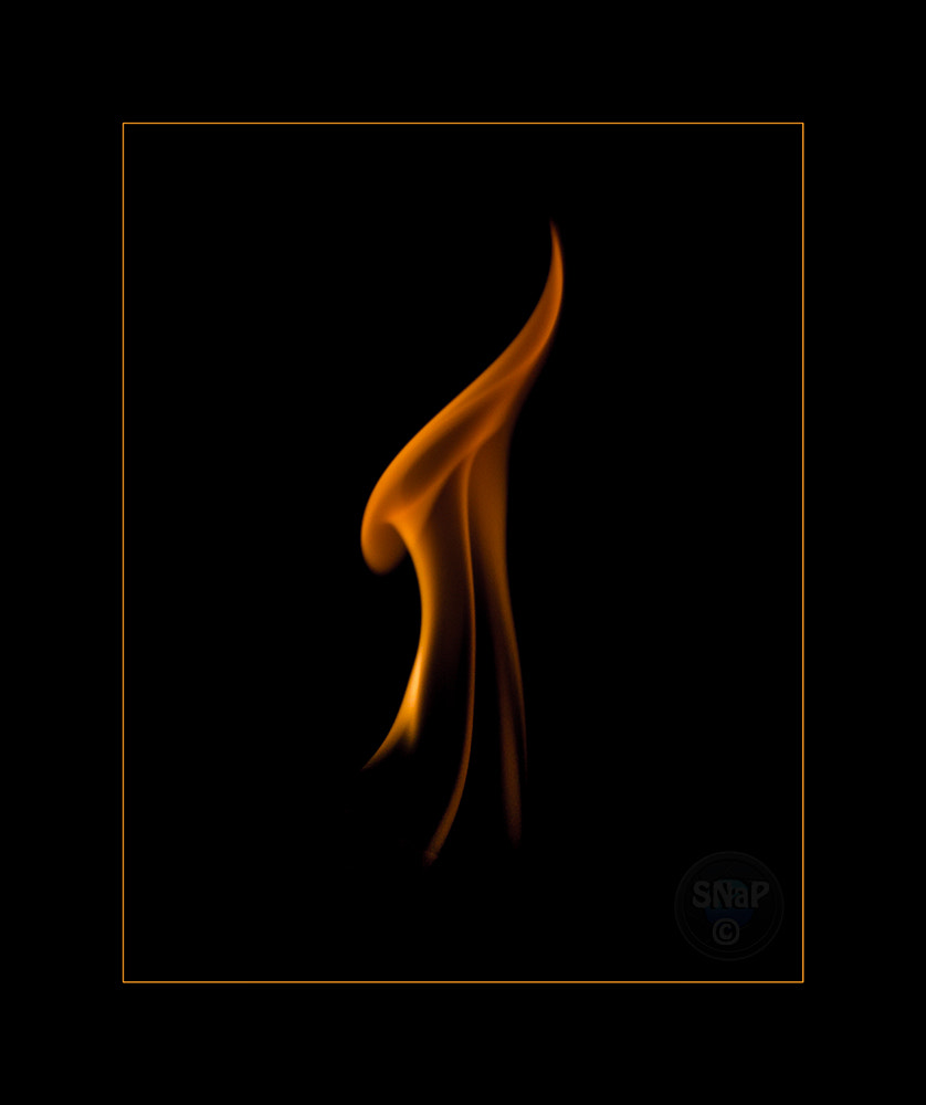 Photograph Flame by Stefan Gustavsson on 500px