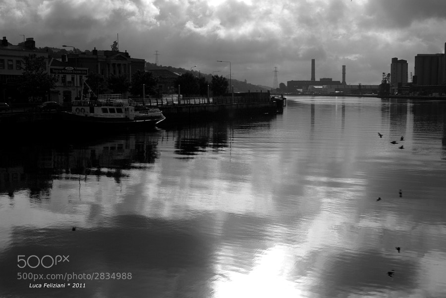 Photograph Cork in b/w - Ireland by Luca Feliziani on 500px