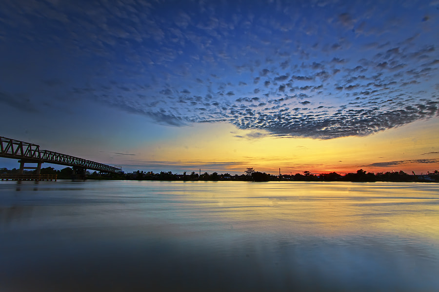 Photograph Kapuas River west borneo Indonesia by Hendra Heng on 500px