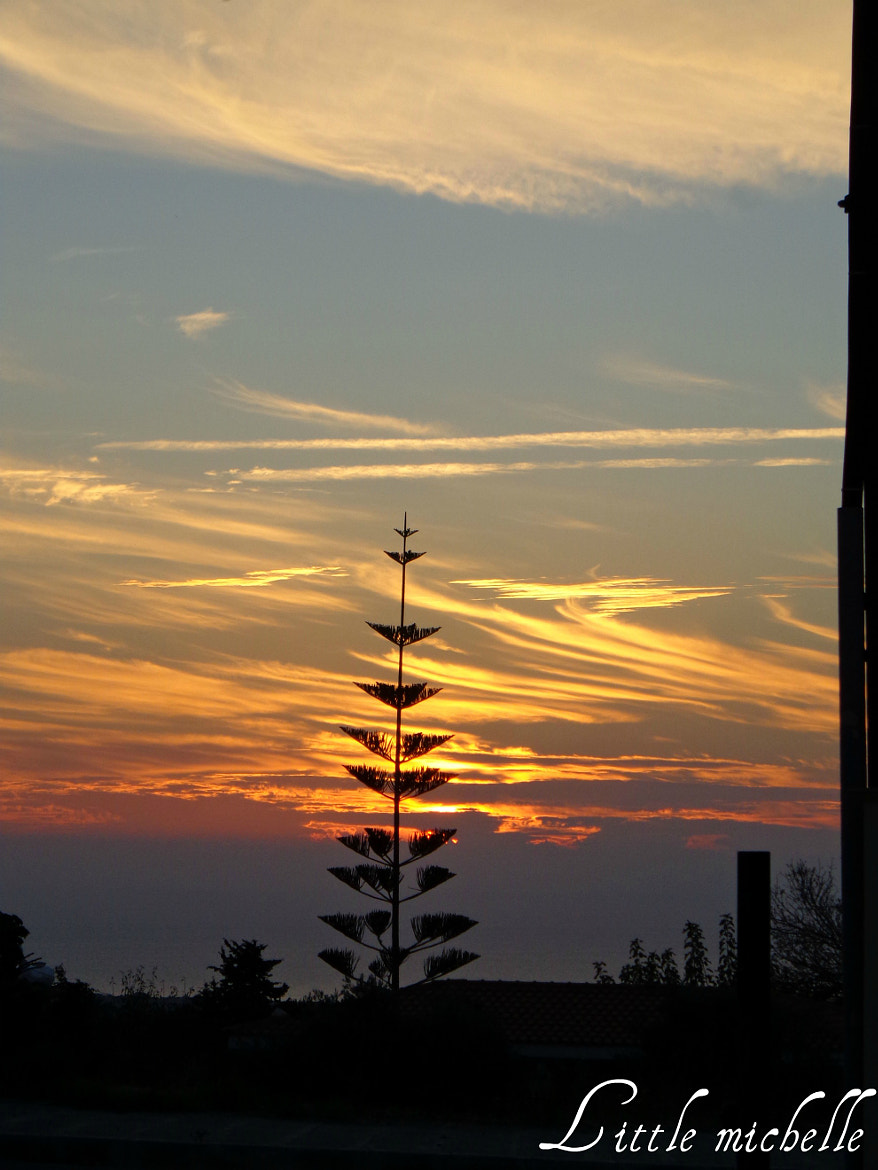 Photograph sunset in pafos by little michelle on 500px