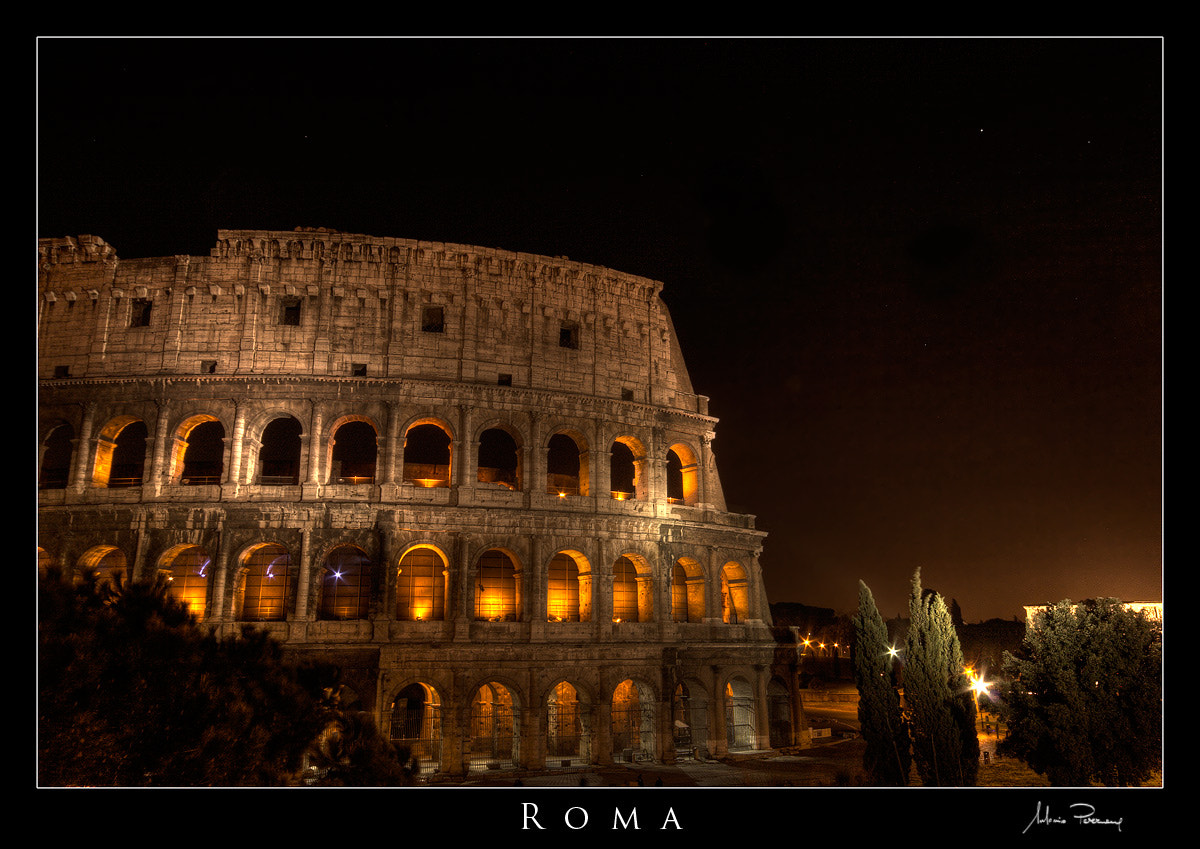 Photograph Roma by Antonio Perrone on 500px
