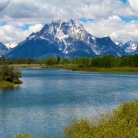 Oxbow Bend by Michelle Sypult (MichelleGalinisSypult)) on 500px.com