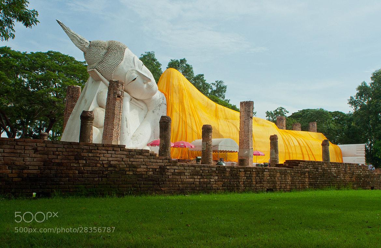 Photograph  Ayutthaya Kingdom by ทิวทิวา ภูตะวัน on 500px