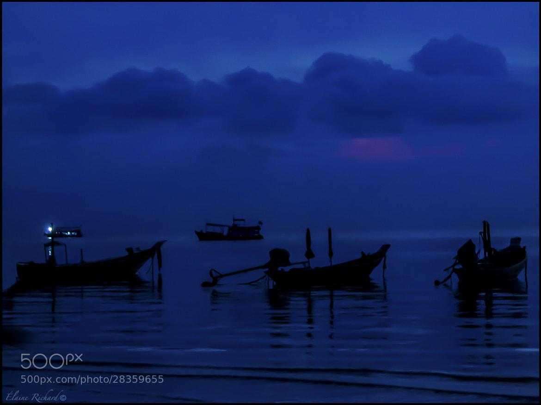 Photograph Crépuscule thaïlandais by Elaine Richard on 500px