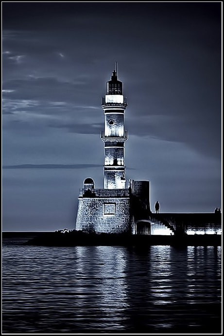 Photograph The lighthouse by George Gavrilakis on 500px