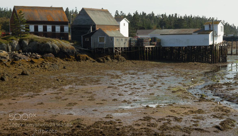 Photograph Tides out  by Joe Davis on 500px
