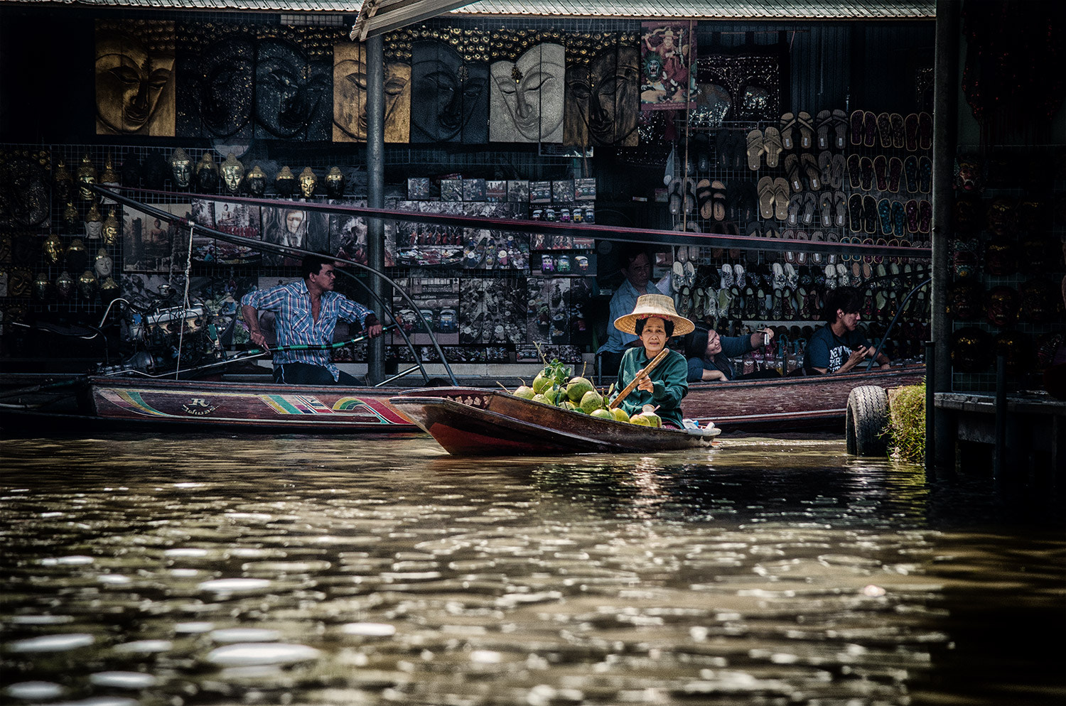 Photograph The Canal life by Chatchai Thalerngsuk on 500px