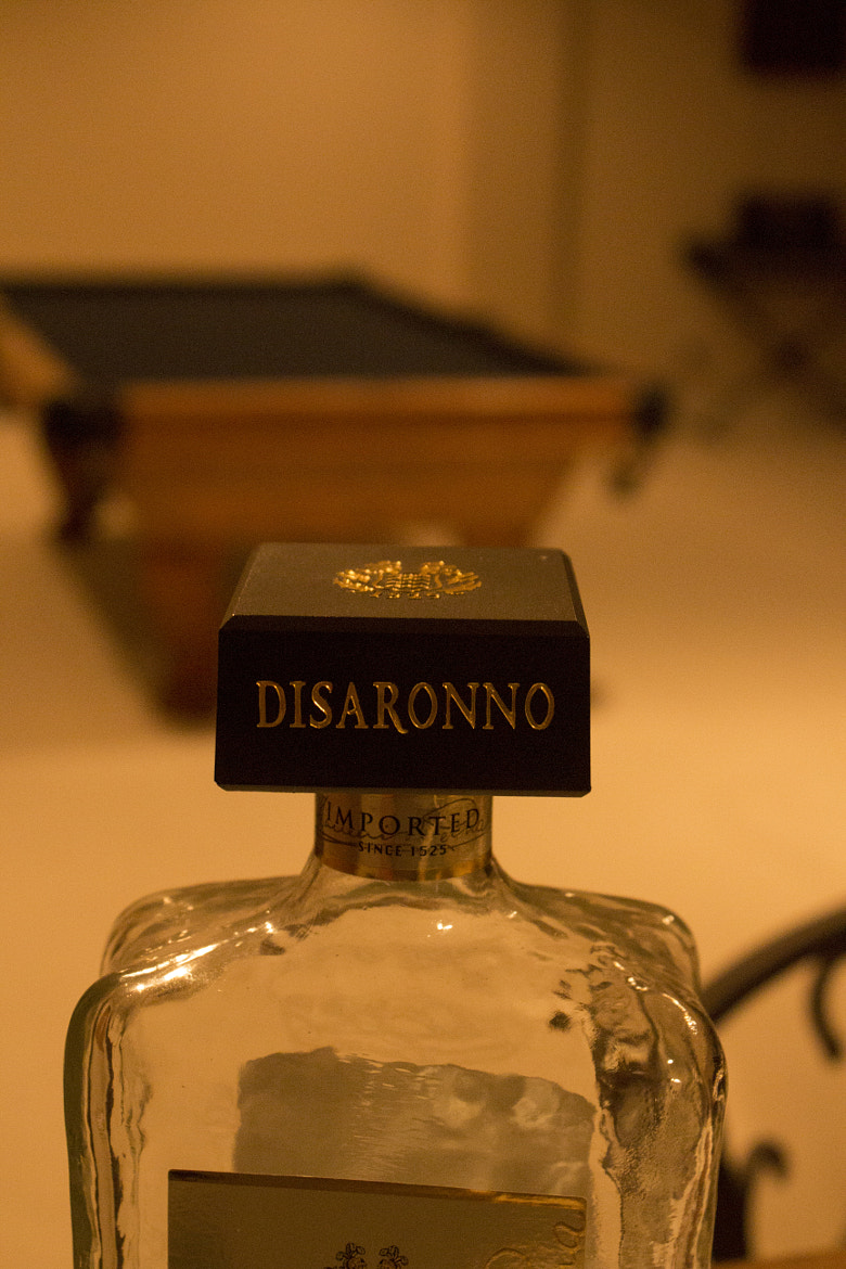 Photograph Disaronno by Chris Daniel on 500px