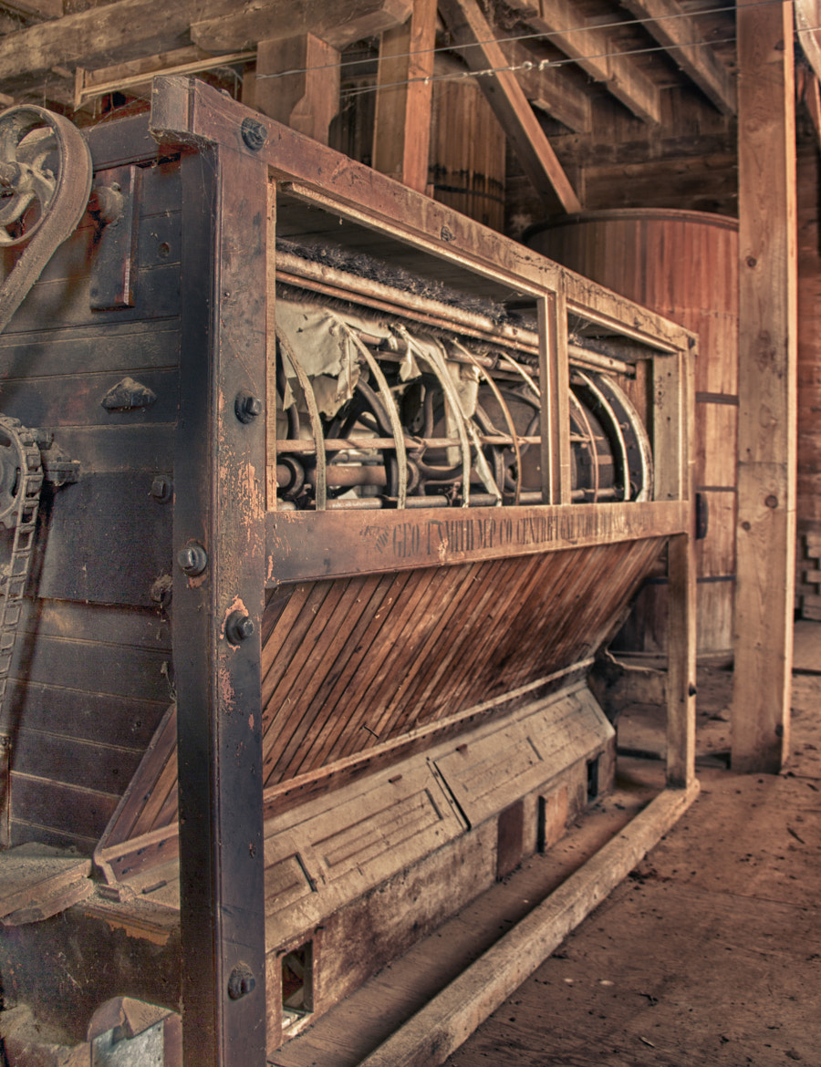 Photograph Caledonia Old Mill by Gail MacLellan on 500px