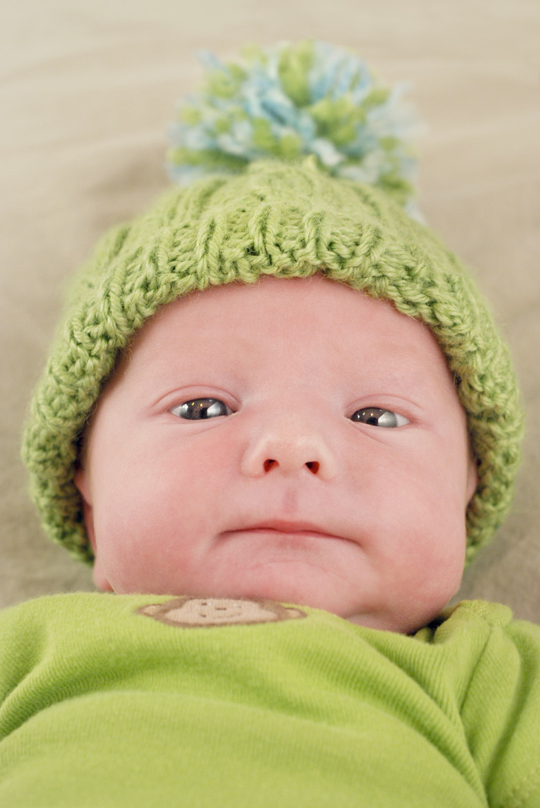 Photograph Green Hat by Rodney Nelson on 500px