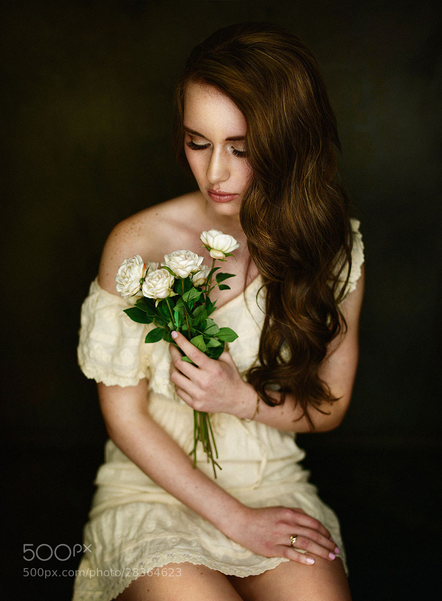 Photograph Flower Girl by The Photo Fiend on 500px