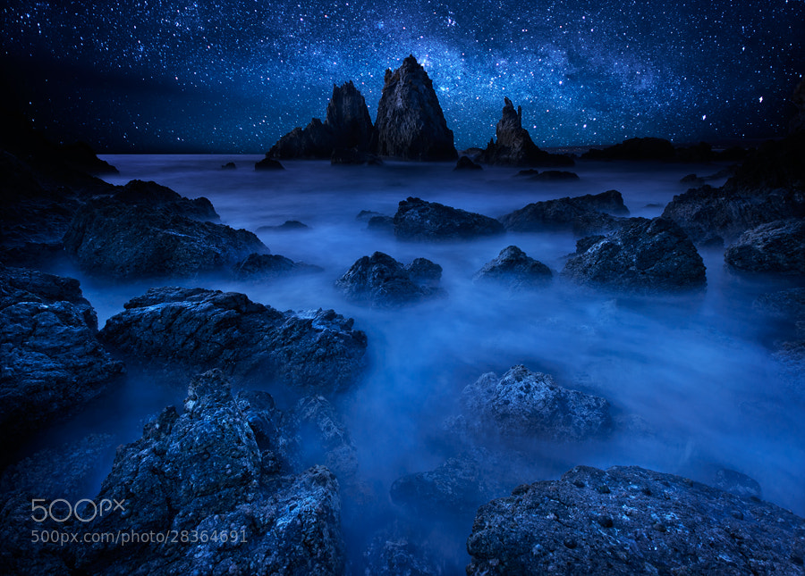 Photograph Wonder Land in the Dark by Paparwin Tanupatarachai on 500px