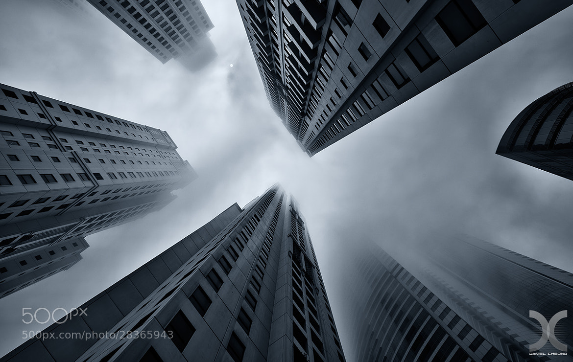 Photograph Dark City by Daniel Cheong on 500px