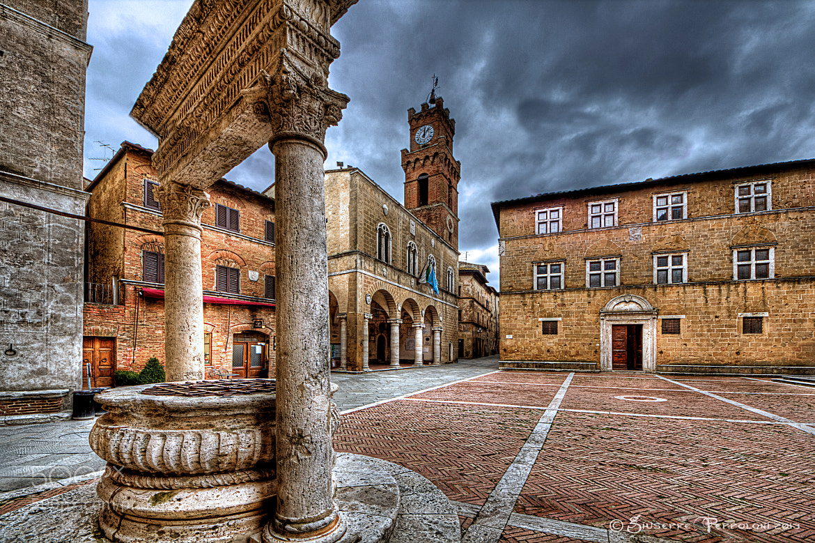 Photograph Pienza (SI) by Giuseppe  Peppoloni on 500px