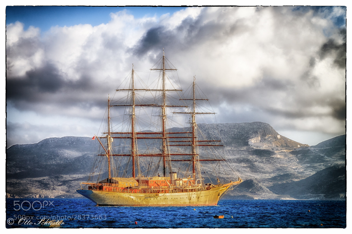 Photograph The Golden Boat by Otto Schuster on 500px