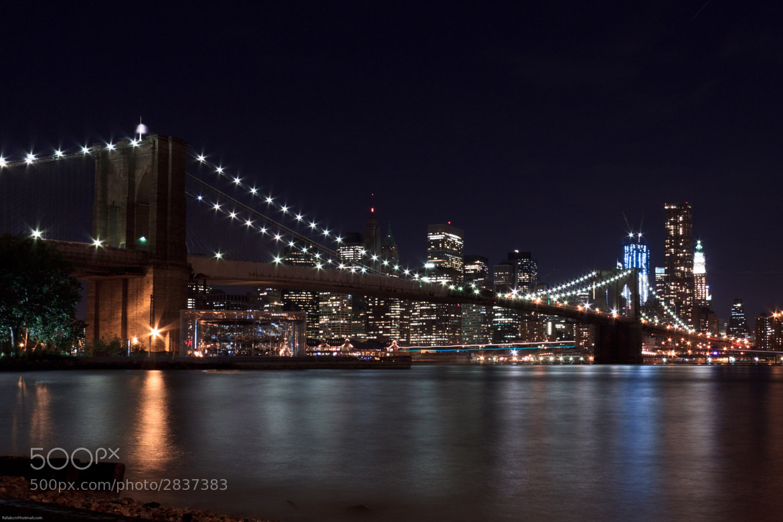 Photograph brooklyn bridge by Rafa Illescas on 500px