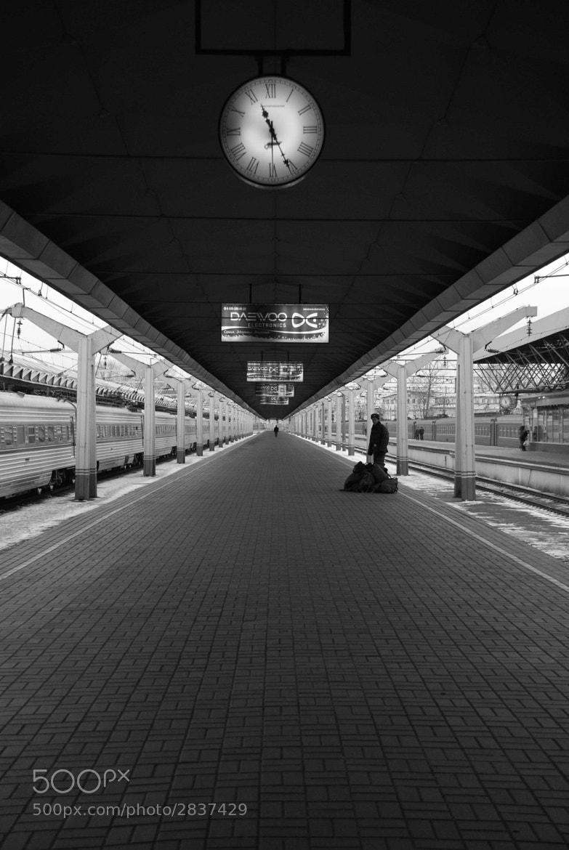 Photograph 11:26 am by Vitaly Menshikov on 500px