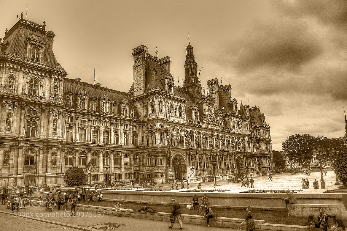 Photograph From Paris by Mohammed Abdo on 500px