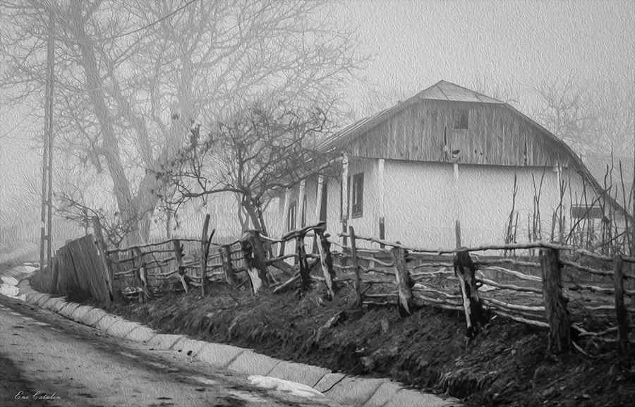 Photograph Grandmother's house by Ene Catalin on 500px