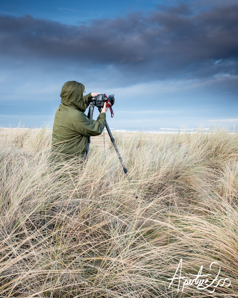 Photograph Photographer in the Landscape by Colin Carter on 500px