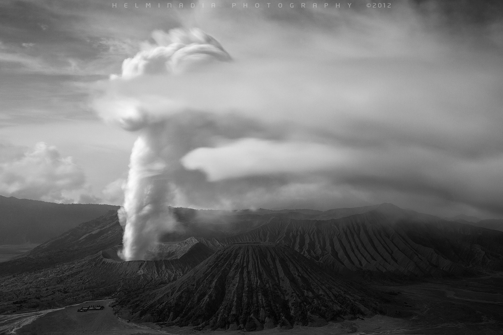 Photograph Volcanic Ash and Smokes by Helminadia Ranford on 500px