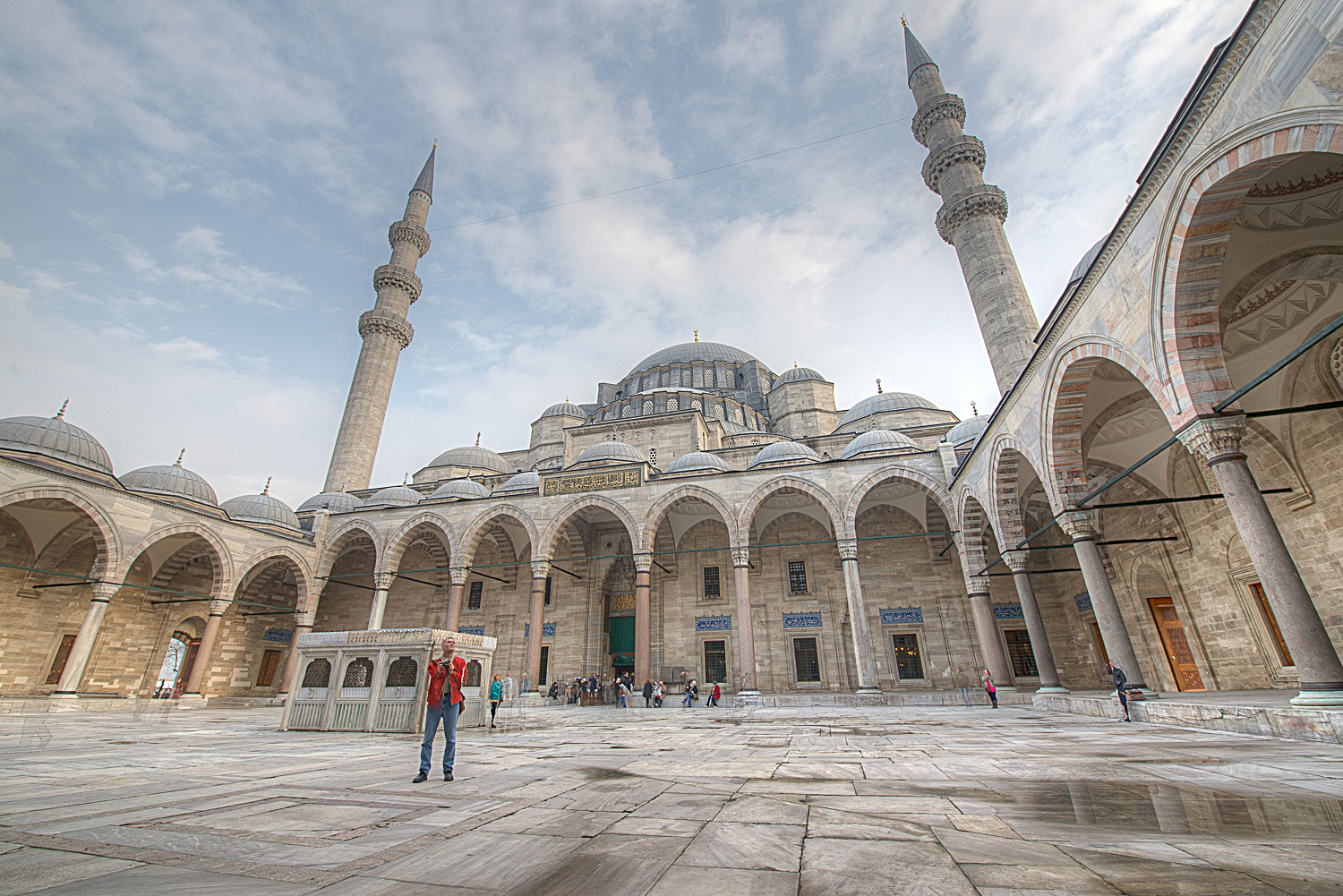 Photograph HDR in Istanbul by Christian von Travelography on 500px