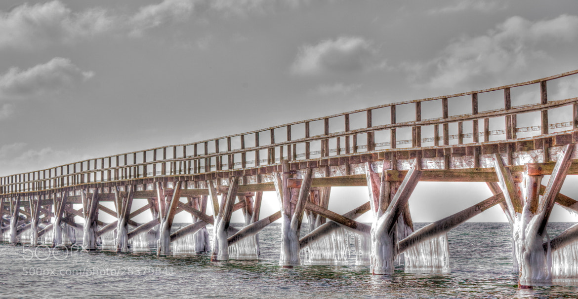 Photograph Bridge in Arnager by Berit Nielsen on 500px