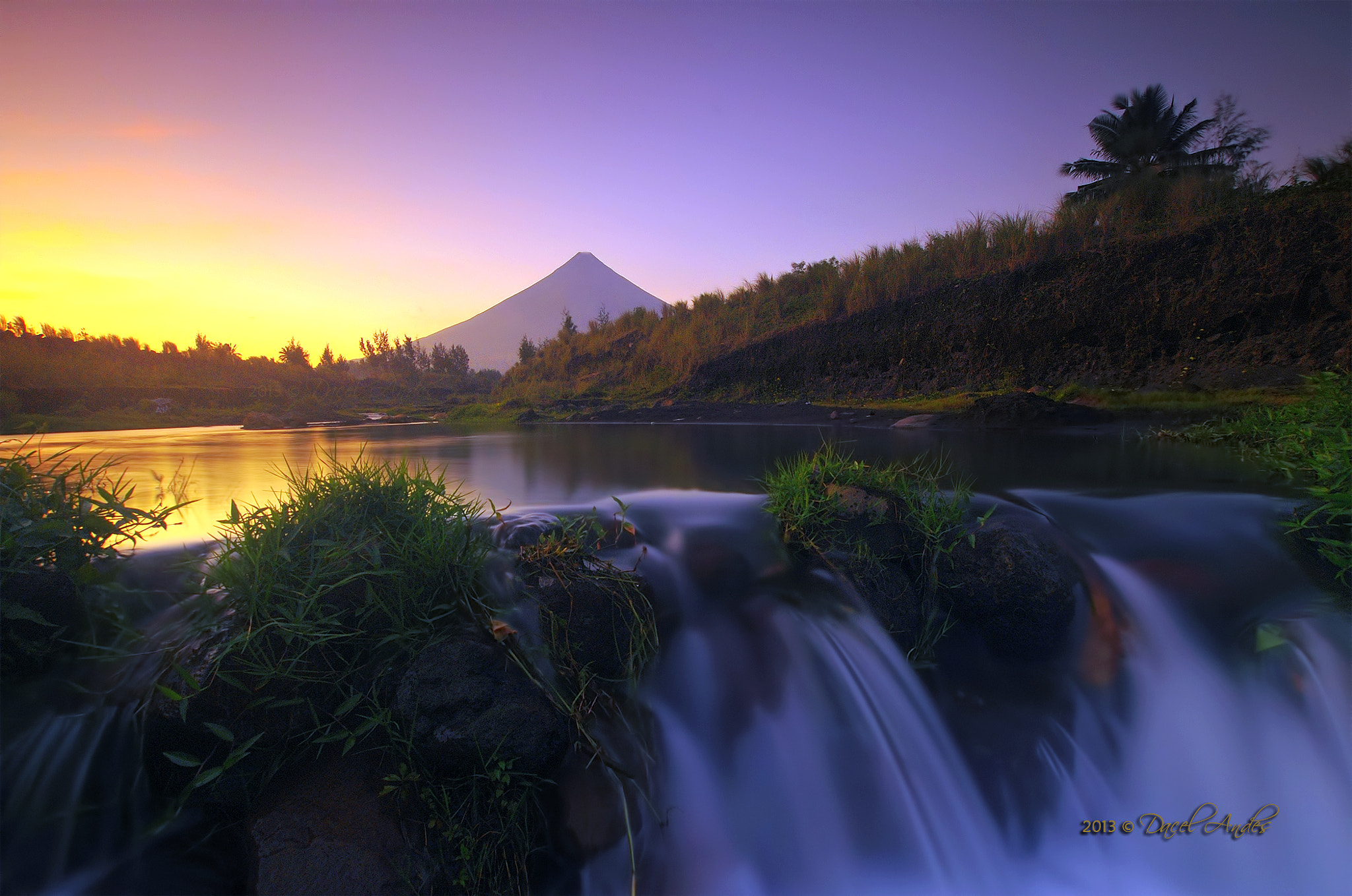 """Photograph """" Dividing Colors """" by Dacel Andes on 500px"""