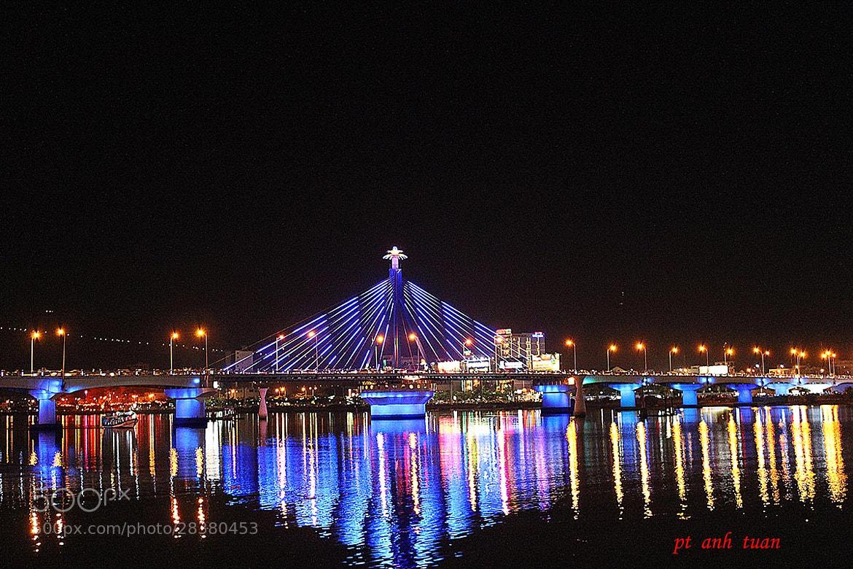 Photograph BRIDGE SÔNG HÀN_ĐÀ NẴNG_VIỆT NAM by Tuan Nguyen Anh on 500px