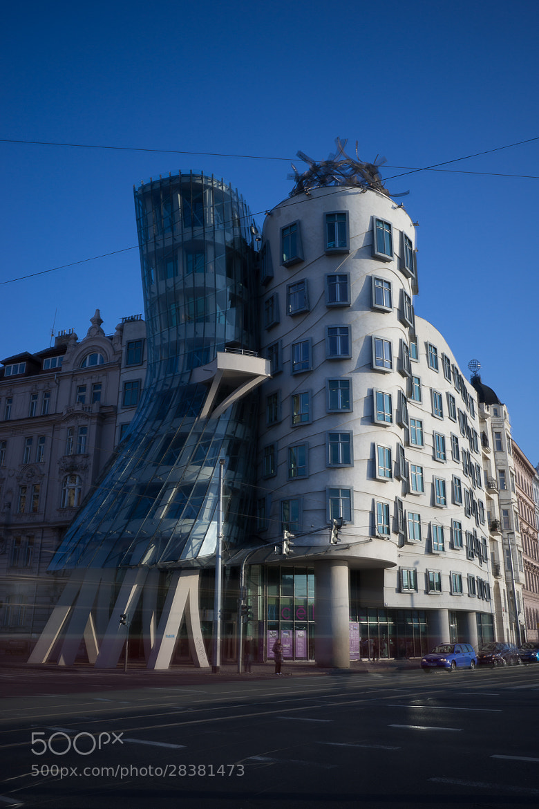 Photograph The dancing House by Ralf Trogemann on 500px