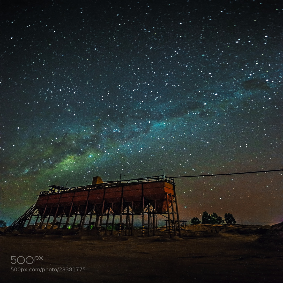Photograph Sky of Stars by Valter Patrial on 500px