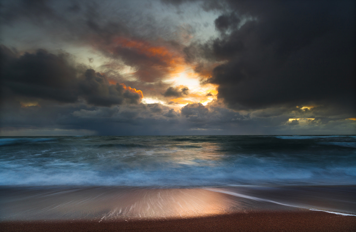 Photograph Evening view from the Baltic Sea by Lauri Tammik on 500px