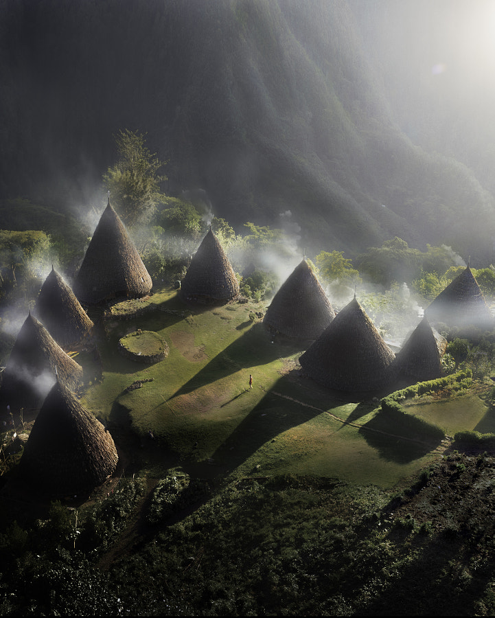 Wae Raebo Traditional Village by Malthe Rendtorff Zimakoff on 500px.com