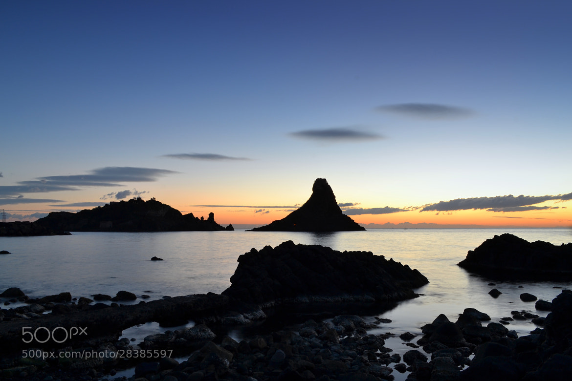 Photograph Distant sky by Salvo Mangiaglia on 500px