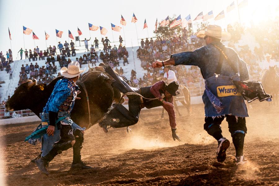 :Cowboy Down: by Mickey Strider on 500px.com
