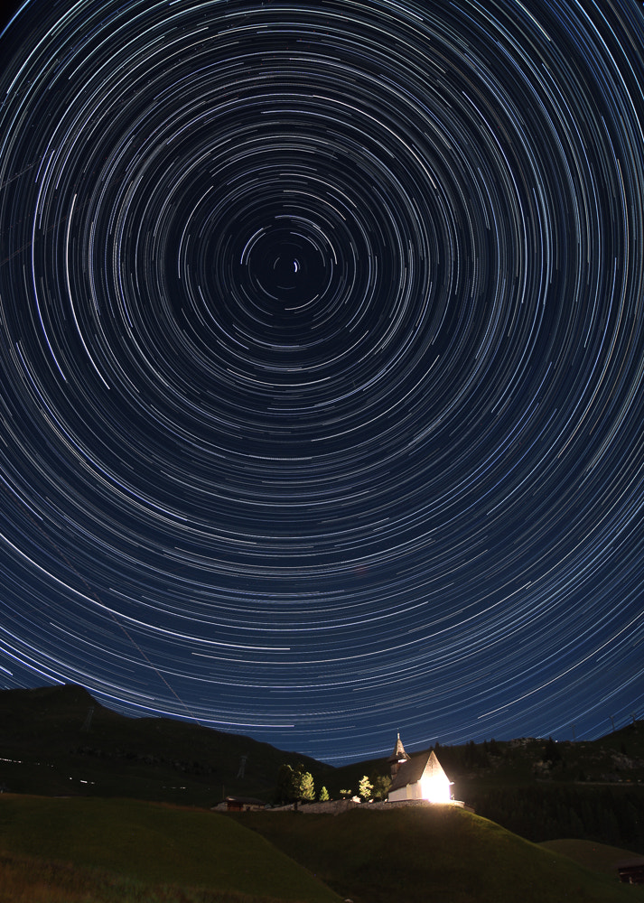 Photograph Startrails by ooooA8  on 500px