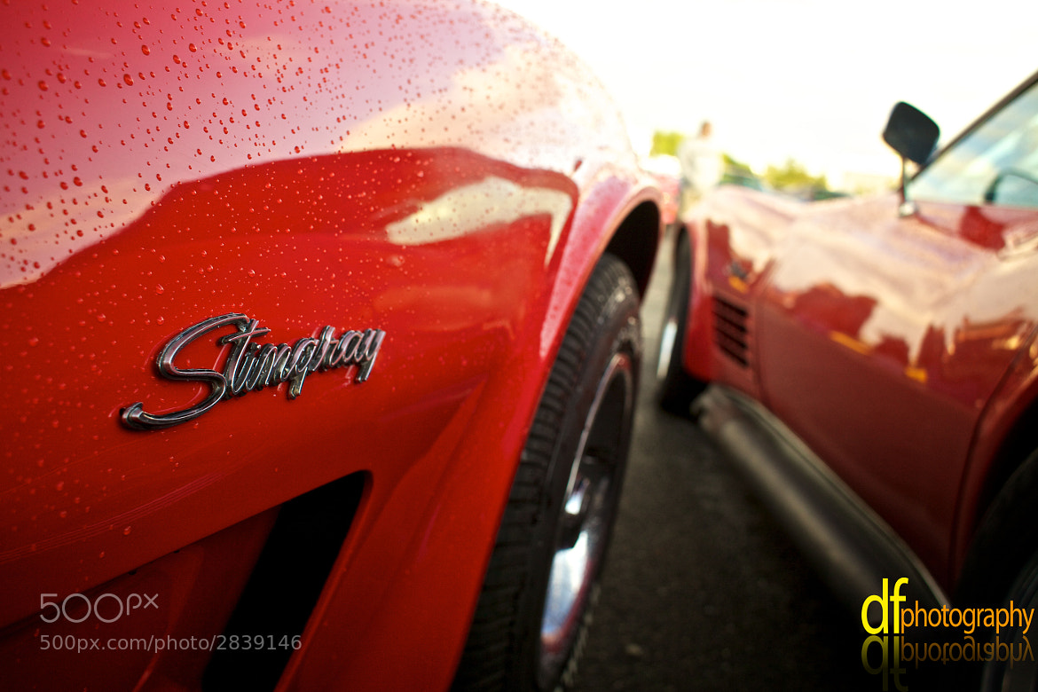 Photograph Corvette Stingray  by Dan Fegent on 500px