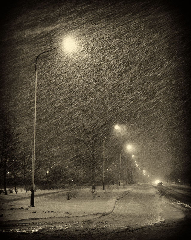 Photograph blizzard by ash ... on 500px