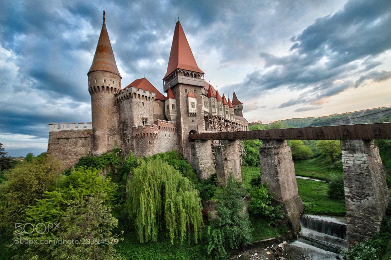 I Wish Corvin Castle 1001 Scribbles